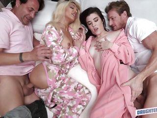 Голые брюнетки порно фото